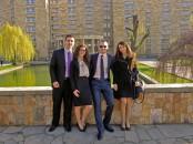 UNWE team FIAMC 2014 - 1